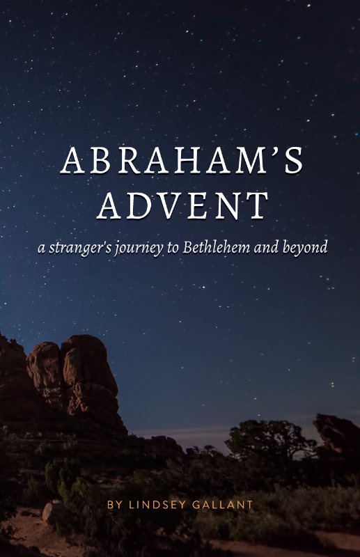 Abraham's Advent Cover